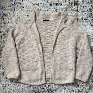 BDG Cream Cardigan Wool Sweater Blazer Size XS